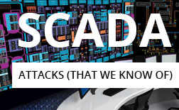 (Known) SCADA attacks over the years