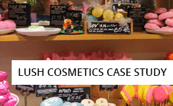 LUSH Fortinet case study