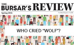 The Bursar's Review spring 2016