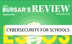 Read Infosec Partners' article in the Summer 2015 edition of 'The Burar's Review'